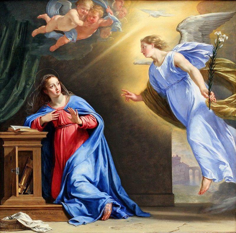 Annunciation-mid