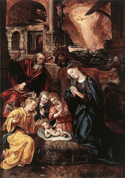 420px-Marten_de_vos_Nativity