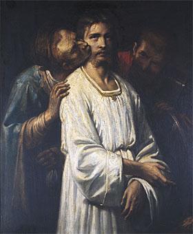 Kiss of Judas Thomas Couture