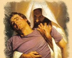 Man with jesus