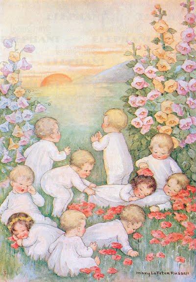 Babies in heaven