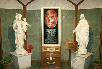 Shrine of Holy Innocents NYC (Reclaiming Our Children)
