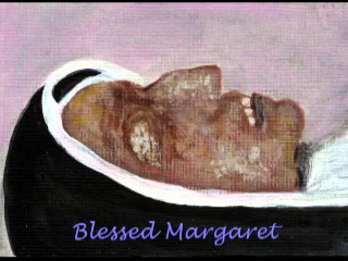 Blessed maragret