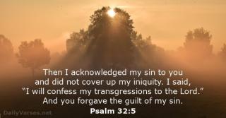 Psalms-32-5
