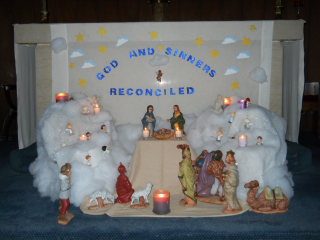 AdventGodand sinners