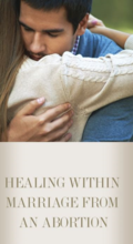 Healing after marriage