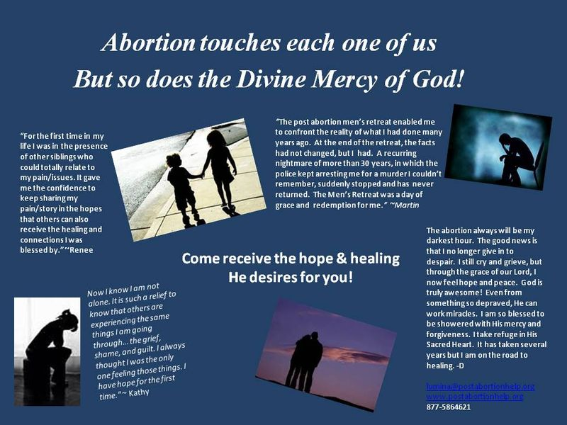 Divine mercyhealing