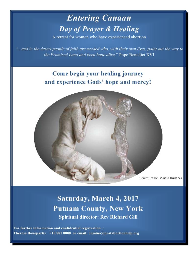 Day of Prayer & Healing Putnam County, New York (Reclaiming