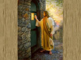 Jesus knock
