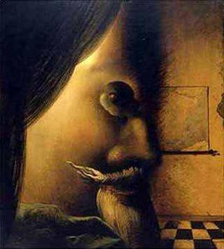 Dali-illusion
