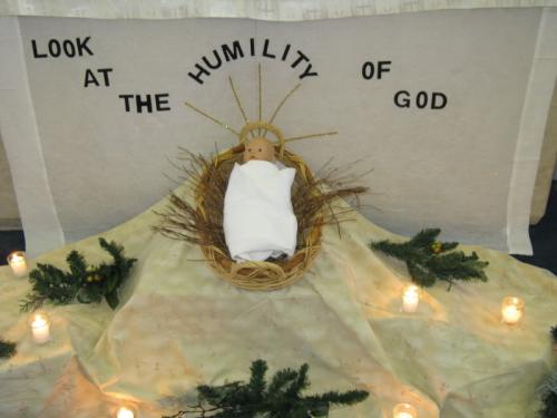 Humilityof god