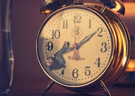 Clock for TB