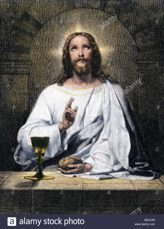 Jesus-blessing-bread-and-wine-at-emmaus-bbjda8